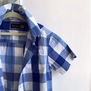 Ben Sherman Dress Shirt 6/7 Youth